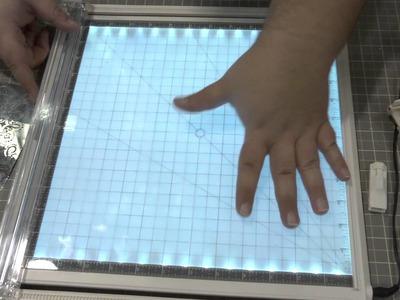 CHA 2012 - Martha Stewart Crafts Demo of Craft Station