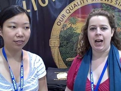 CRAFT at Maker Faire: Talking with Lion Brand Yarn