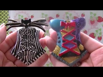CRAFT UPDATE: resin and polymer clay