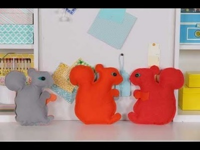 Crafts for Kids Cozy Critters