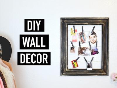 DIY Wall Decor | The Fashion Citizen