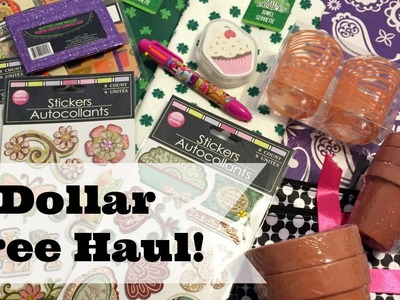 Dollar Store Crafts: Dollar Tree Haul 2.19.2015