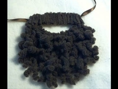Fear the Beard! How to make a Rally Beard or a Costume Beard Day 15