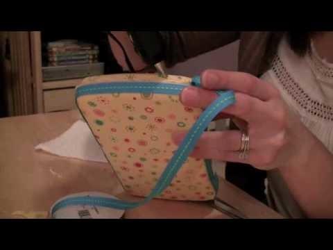 Feelin' Crafty?: Personalized Travel Baby Wipe Case