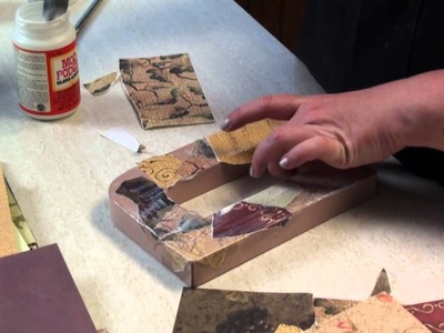Get Your Craft On! - How to Decoupage!