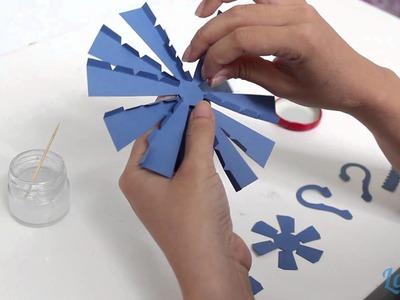 [Hướng Dẫn] Làm Papercraft Hình Tách Trà Xinh Xắn