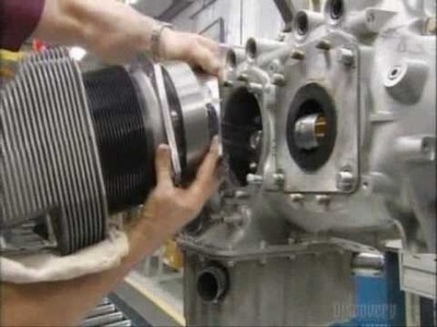 How Its Made 07 Aircraft Engines