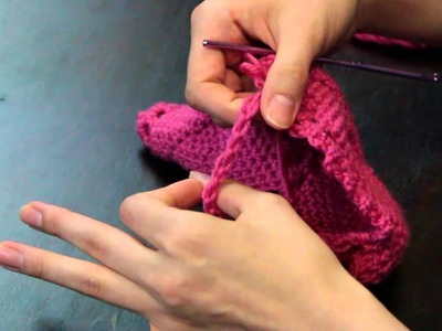 How to Crochet a Tankini : Crochet Lessons