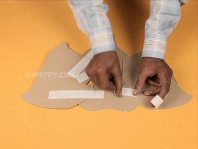 How to Make an Elephant mask