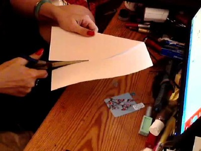 HOW TO  make ORIGAMI paper from computer paper