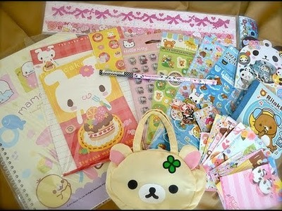 HUGE Kawaii Trade Offer! (Squishies, Craft Supplies, etc.)