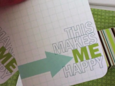 Inside the box: Project Life by Becky Higgins (turquoise edition) scrapbook kit