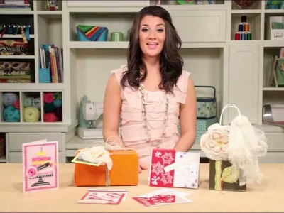 Learn with Jo-Ann: Create Mixed Media Gift Tags, Cards & Gifts