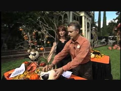 Marcy's Disney: 2010 Halloween Decor
