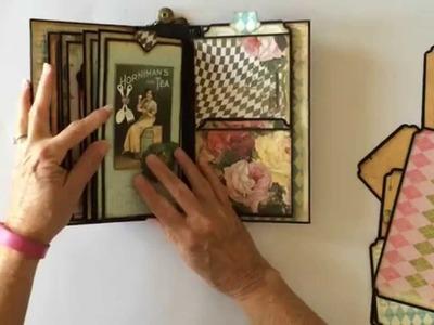 Marion Smith Mad Tea Party Mini Album