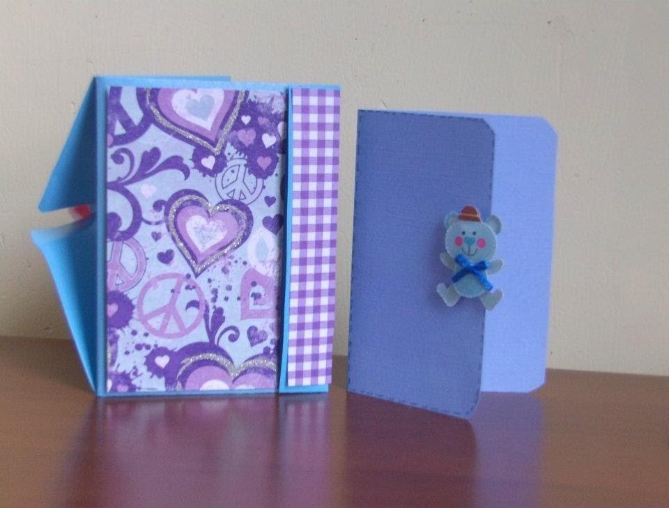 Mini Album Pocket Scrapbook
