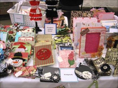 My Area for the Craft Fair