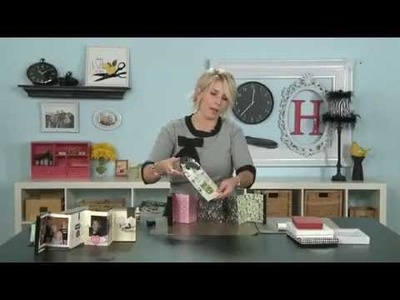 My Craft Channel: Create to Remember with Heidi Swapp - Book in a Box
