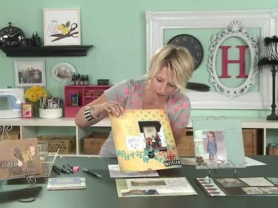 My Craft Channel: Create to Remember with Heidi Swapp - Handwriting