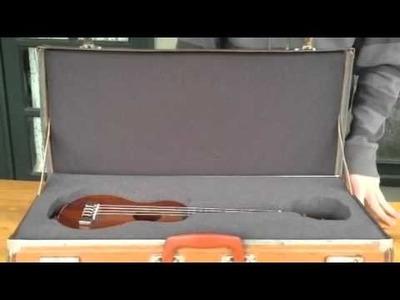 My DIY ukulele case
