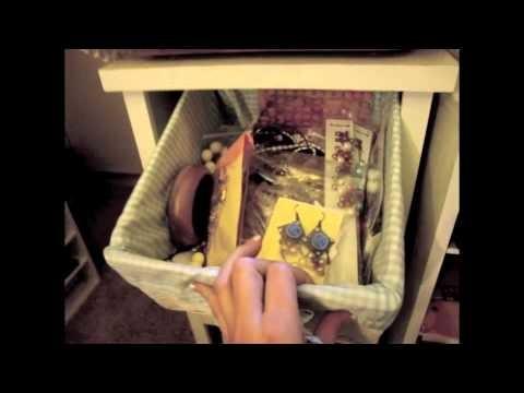 My Shabby Chic Craft Studio Part 3
