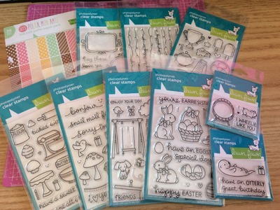 New Release Lawn Fawn Stamp Scrapbooking Haul