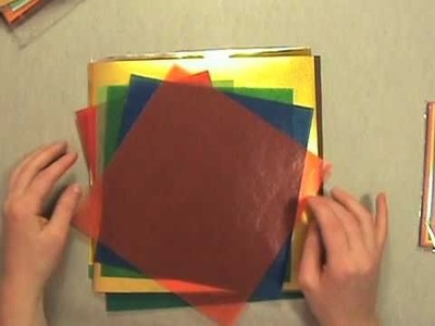 Origami Paper Giveaway