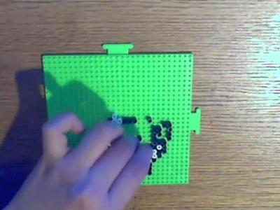 Perler Beads: Amaterasu