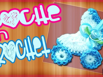 Recuerdo Bautizo o Baby Shower - Coche Bebe a Crochet