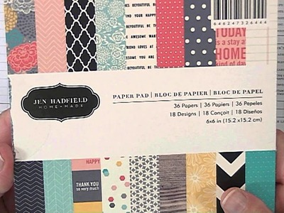 Scrapbooking Haul and SSS Ink Demo & Question