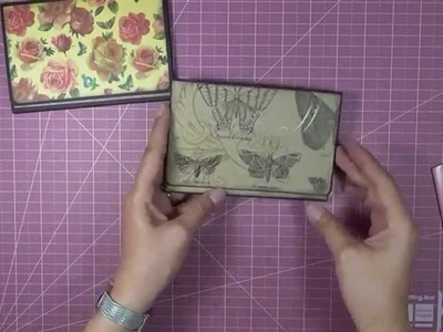 Wallet Mini Album Tutorial