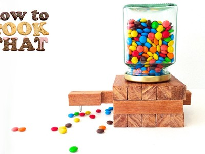 5 DIY GIFT IDEAS How To Cook That, candy dispenser