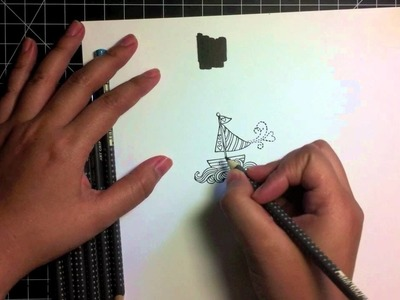 Art Grip Colored Pencils {Design Memory Craft)