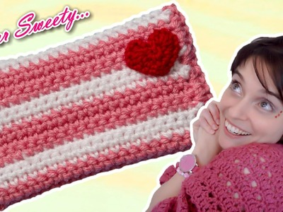 Crochet Envelope Tutorial - Perfect for a Gift Card!