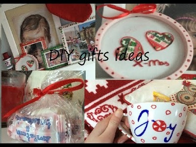DIY christmas gifts ideas