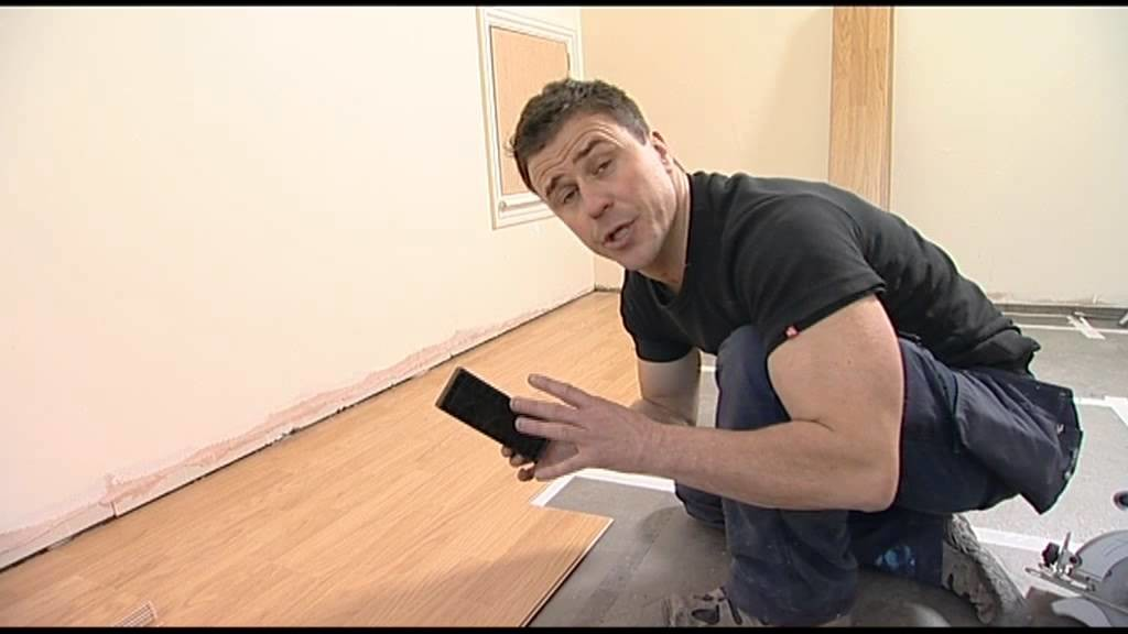 DIY: How to lay laminate flooring - with Craig Phillips