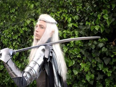 DIY Thranduil Ears - THRANDUIL The Hobbit 3 The Battle of the Five Armies