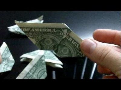 Dollar Origami Frisbee