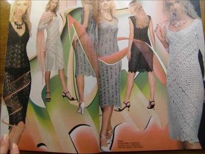 Duplet Lace ribbon 2 Crochet patterns magazine Special Relize