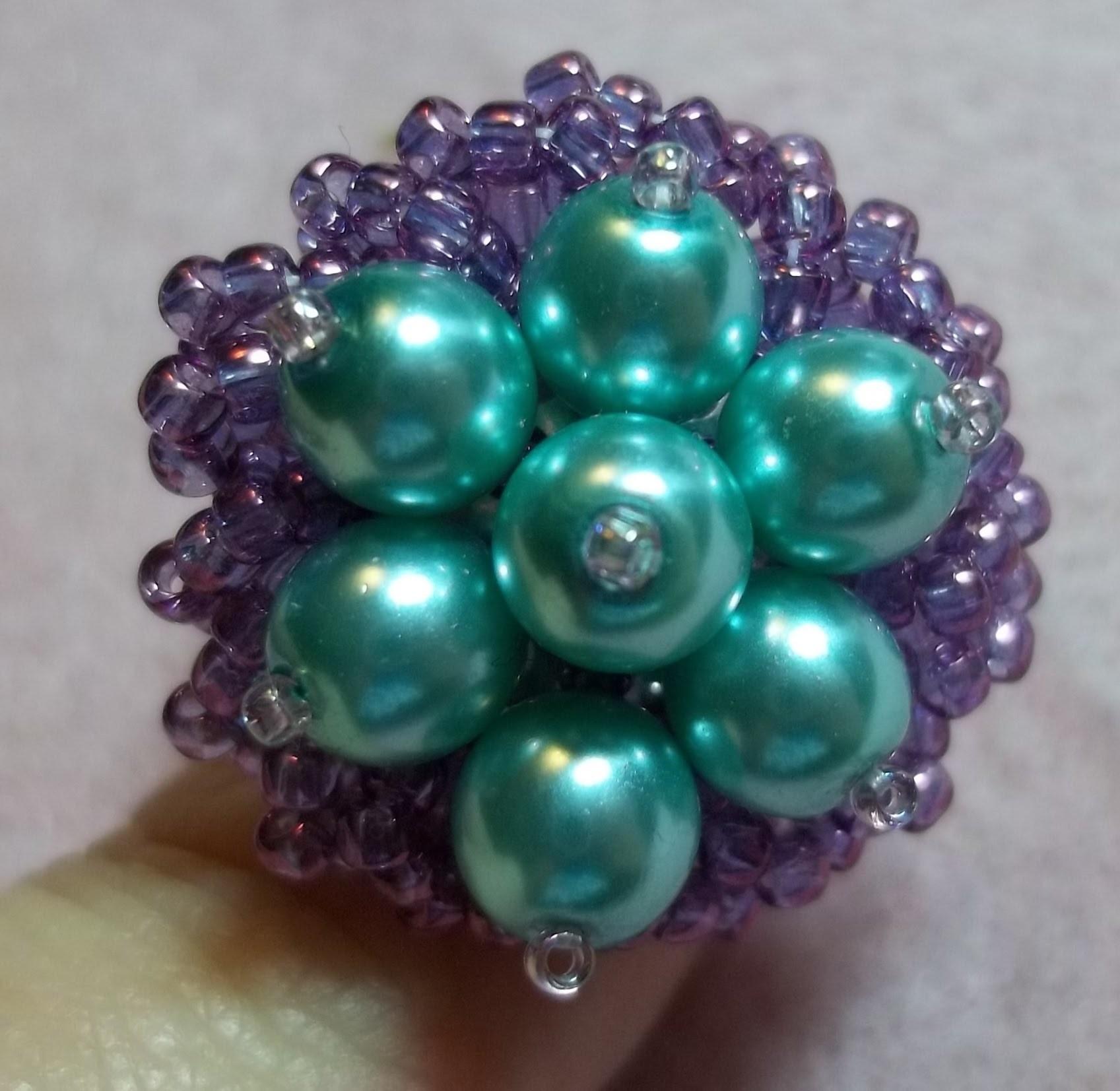 Flower Nest Ring
