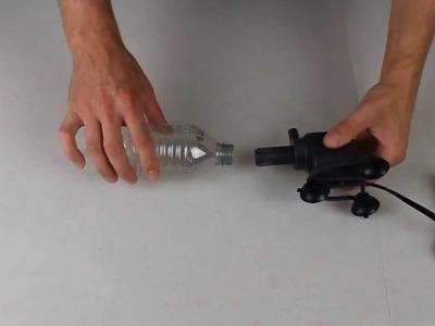 HOW TO: DIY Aquarium Skimmer