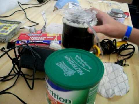 How to make a mini air filter