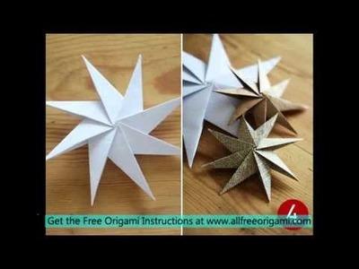 How to make a origami ninja star rob's world
