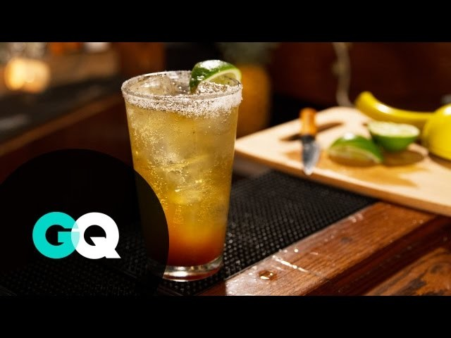 How to Make a Thirst-Quenching Michelada with a Kick - GQ Cocktails with Tom Macy & The Clover Club