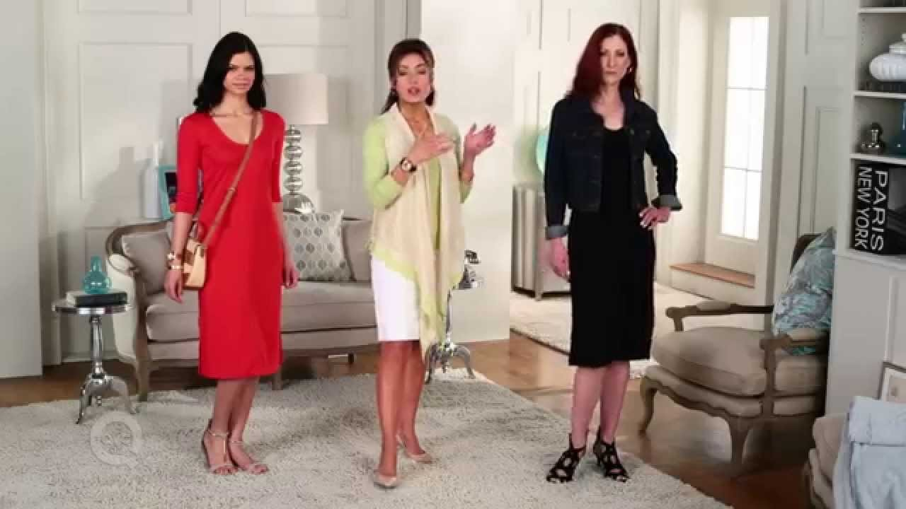 How to Style a Knit Dress