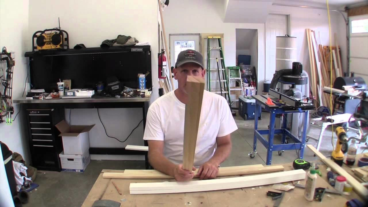 How to Trim a Craftsman Style Window Pt 1