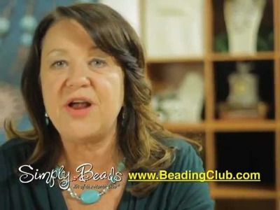 Making Jewelry with Simply Beads Kit-of-the-Month Club