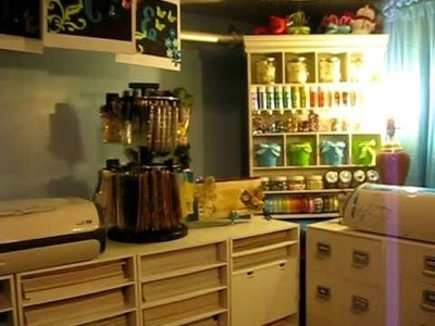 My Craft Room Before the Makeover!!