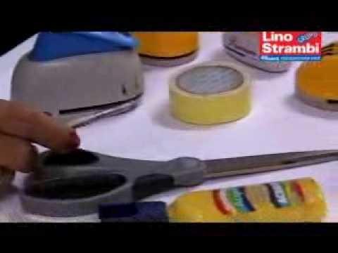 Programa Fã - Lino Strambi - Artesanato Scrapbook