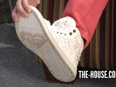 Roxy Rockie Crochet Shoes Review - The-House.com